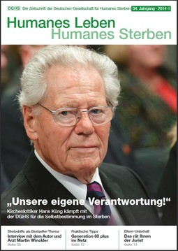 HLS Magazin 2014 - 1, Cover © DGHS