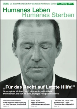 HLS Magazin 2014 - 4, Cover © DGHS