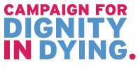 Campain for Dignity in Dying, Logo © DiD